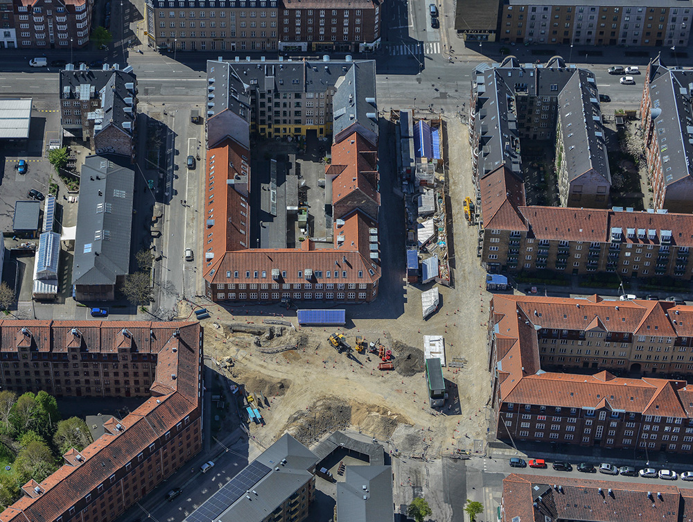 Metrobyggeri Skjolds Plads
